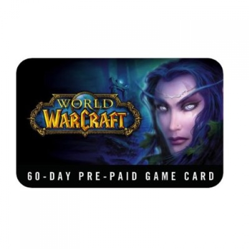 World Of Warcraft 60 Ti Denni Predplacena Karta Eu